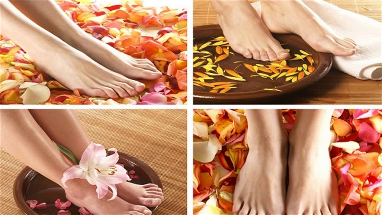 Treatment for cracked heels at home