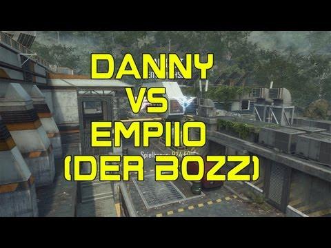 """Black ops 2 - Danny vs Empiio (der BozZ) """"du wurdest verarscht"""""""