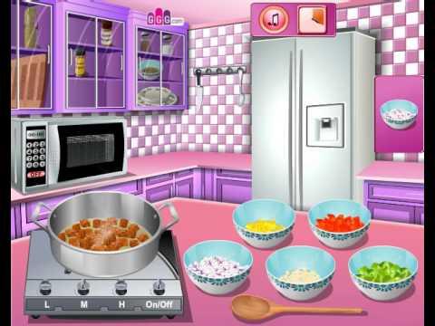 Cucina con sara chili con carne ita youtube - Cucina con sara ...