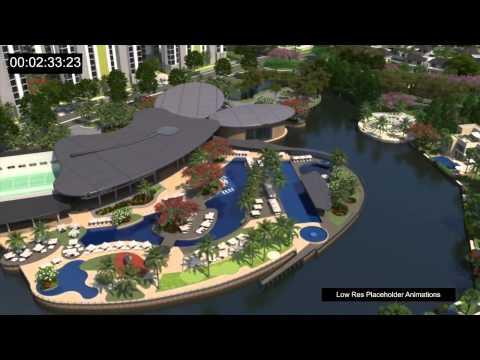 Nava park - sinarmas land - hongkong land