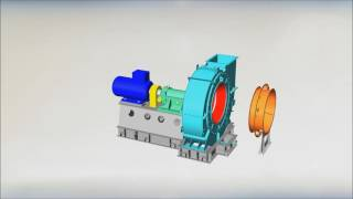 Вентиля торные Агрегати типу ВДНА