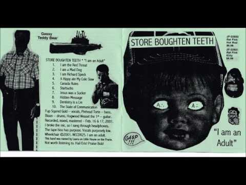 Store Boughten Teeth  - I Am The Red Threat