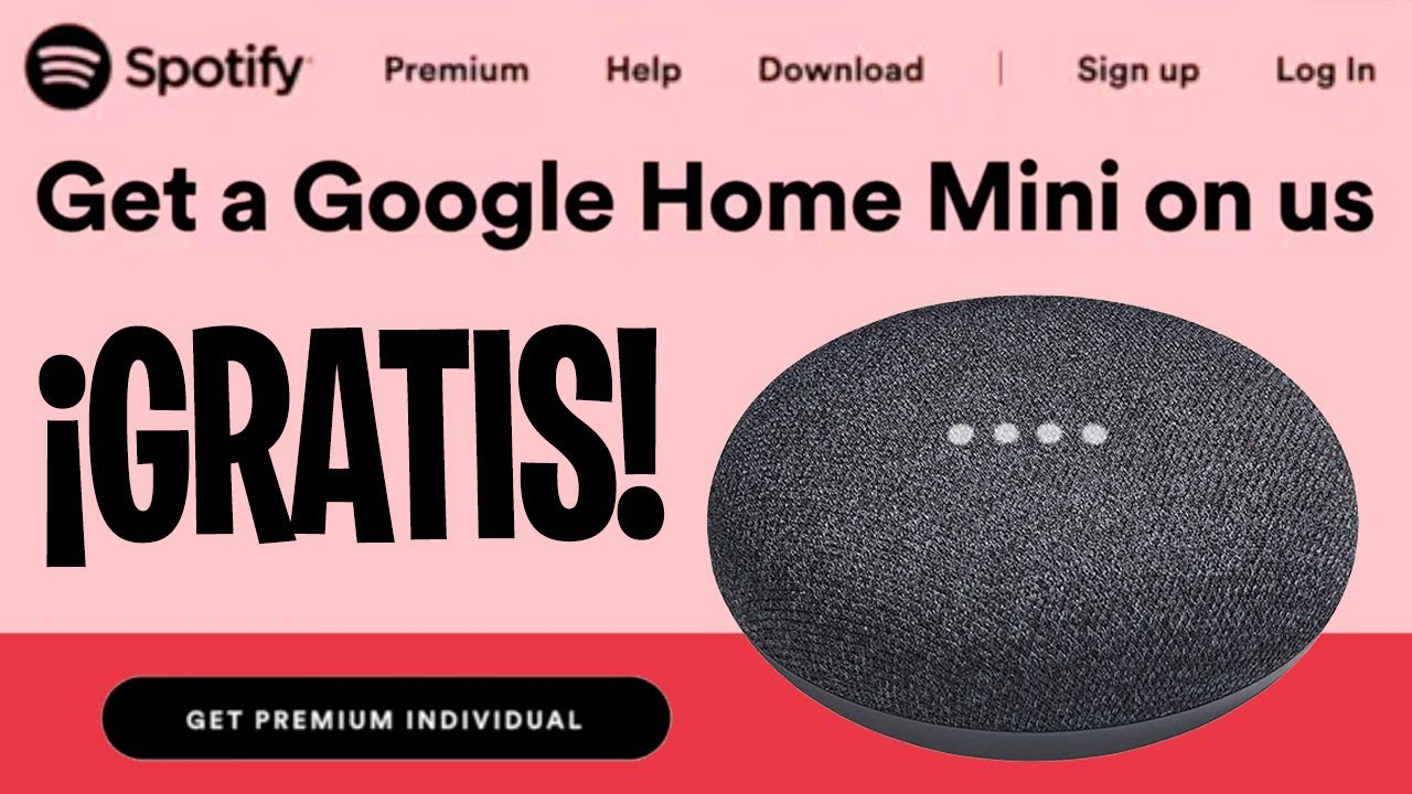 Google Home Mini Gratis