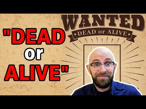 Could You Really Legally Kill Someone with a 'Wanted Dead or Alive' Bounty on Their Head?