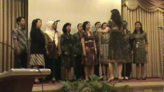 Indonesia Jaya & Jingle Pajak by 655 Choir.MPG