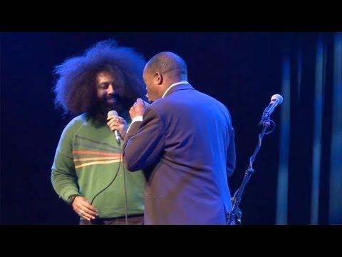 Reggie Watts & Michael Winslow Performance