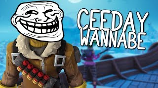 CEEDAY WANNABE BOIS - Fortnite Battle Royale Funny Moments