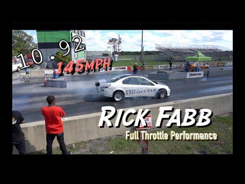 Worlds Quickest Caliber SRT-4 @OnefastCsrt4 // Rick Fabb ~ Full Throttle Performance @rickfabb