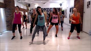 'Alex Sensation ft. Gente de Zona - La mala y la buena' - Zumba Choreography by Agata Soszyńska