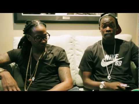 Skullcandy Behind the Scenes: 2 Chainz No Lie ft Drake with cameo  Theotis Beasley