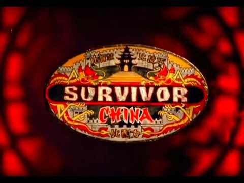 Survivor: China - Opening