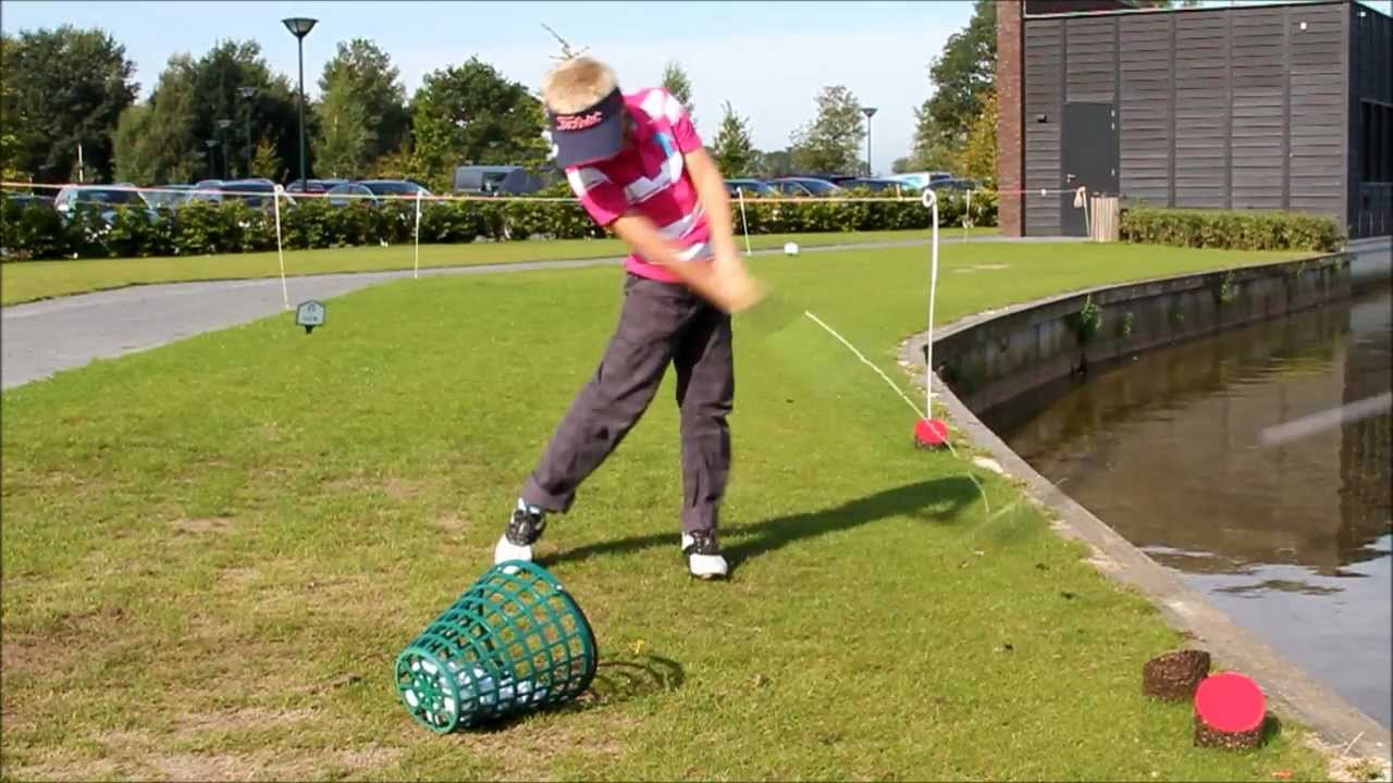 Golf Swing Basics – The Secret To The Perfect Golf Swing Slow Motion