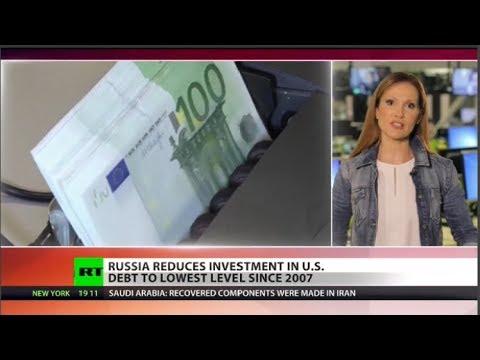 China, Russia ditching US bonds