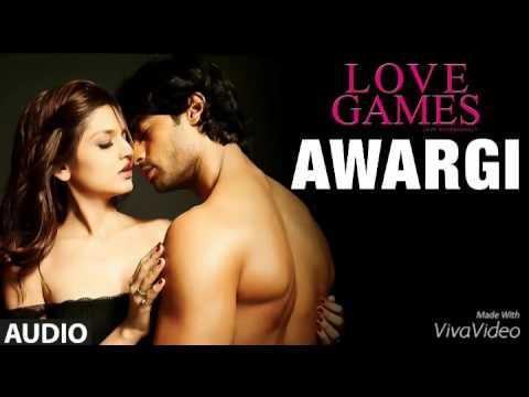 Awargi FULL AUDIO Song | LOVE GAMES MP3