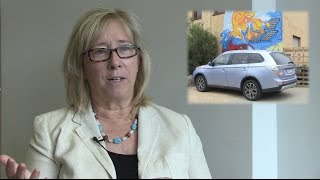 Electric cars are better than fuel-cell cars - Prof Sally Benson