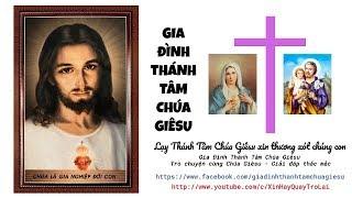 Trong Trái Tim Chúa Yêu Muôn Đời - Ảnh Phép Lạ Chúa Giêsu