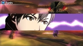 Fire Emblem: Awakening (Lunatic+)-Grima 1-hit K.O. No DLC Skills