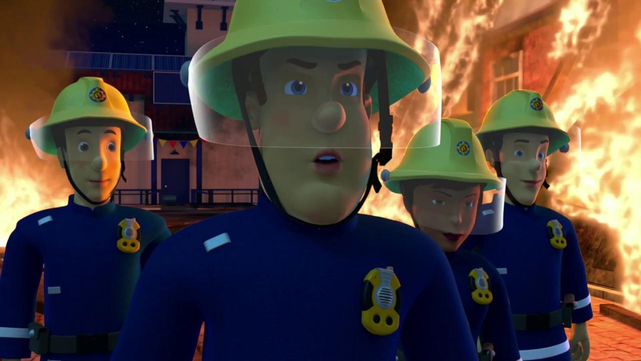 Sam le pompier les feux de la rampe au cin ma bande - Photo sam le pompier ...