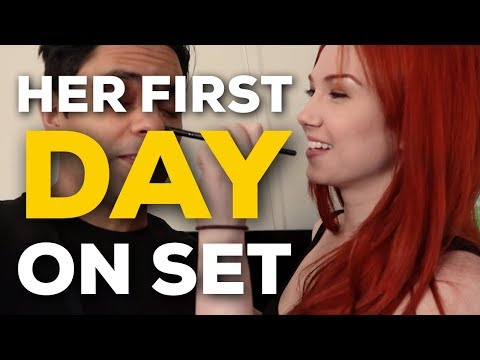 Kelly's First Day on Set (vlog: Sunday Stories Vol. 31)