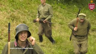 """Latvijas Uzvaras diena - """"Cēsu kaujām - 100"""" (08.05.2019.)"""
