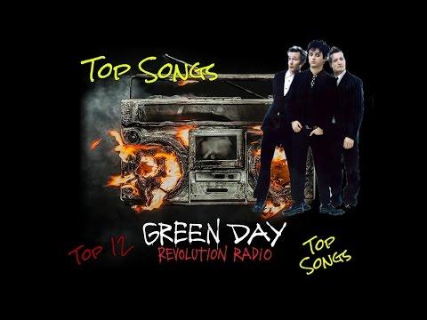 Top 12 Green Day's Album: Revolution Radio (Best Songs)