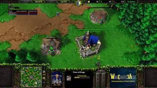 Infi(NE) vs Romantic(HU) - WarCraft 3 Frozen Throne - RN4204