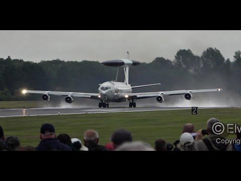 NATO Boeing E-3A