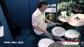 Mozambique drum solo inspired by the great Steve Gadd