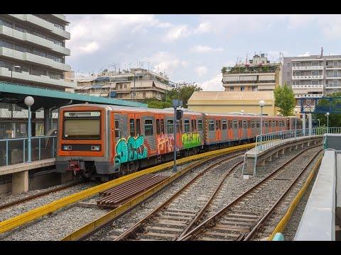 Athens Metro - Μετρό Αθήνας 2015
