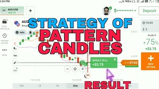 How To Trade With Pattern Candle Strategy In Iq Option