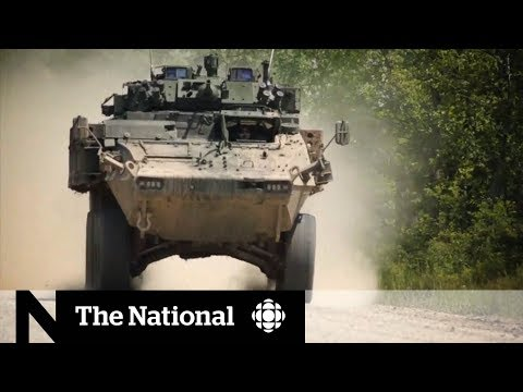 Detailing Canada's arms deal with Saudi Arabia