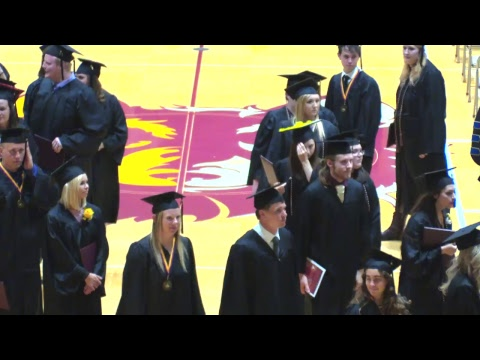Spring 2017 Commencement Ceremony