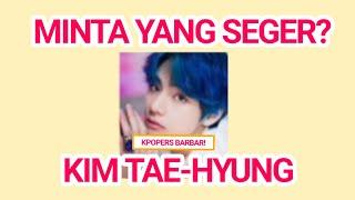 Kalo Rambutnya Warna Biru, Aku Subscribe Channel BigHit | Kpop Challenge