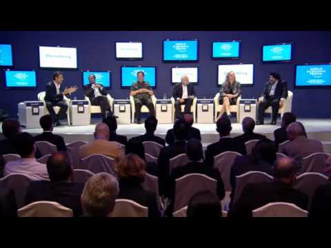 East Asia 2012 -  Financing ASEAN's Future (Bloomberg TV Debate)