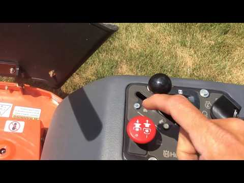 Husqvarna Zero Turn Mower | For Sale | Online Auction at Repocast.com