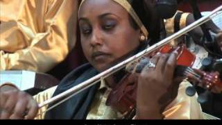Sudanese musicians call for Sudan, amazing Majzob Onsa