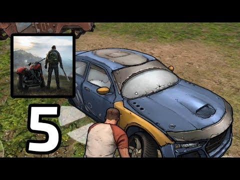 Dark Days Zombie Survival - Gameplay Part 5 (Android,IOS)