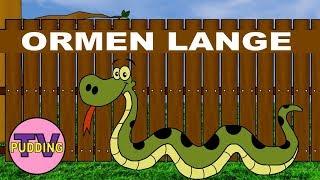 Ormen lange (kryper som en slange)