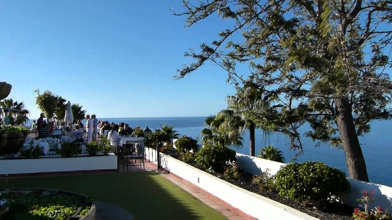 hotel jardin tecina la gomera youtube