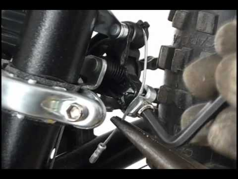 Cambio Delantero Shimano Tourney C051 Youtube