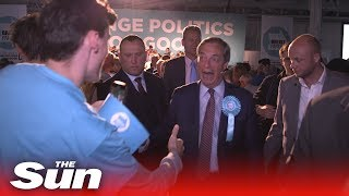 Why voters are flocking to Nigel Farage's Brexit Party