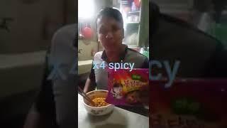 Di Daw Maanghang Ang Samyang 4x Spicy Noodles