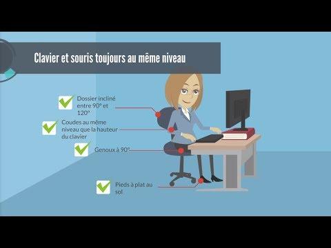 Conseils ergonomiques pour un poste de travail confortable et efficace