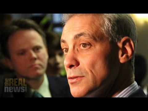 Chicago Mayor  Emmanuel Forced Into Historic Runoff
