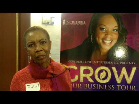 Grow Your Biz Tour Long Beach Testimonial Juliet Murphy