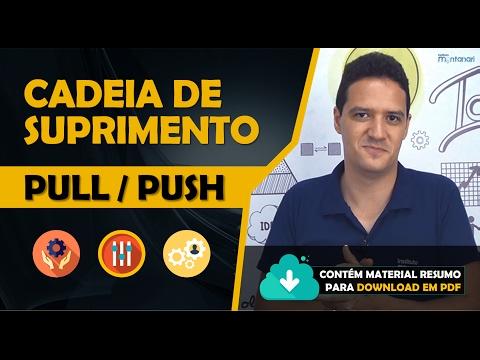 Cadeia De Suprimento: Pull E Push | Supply Chain