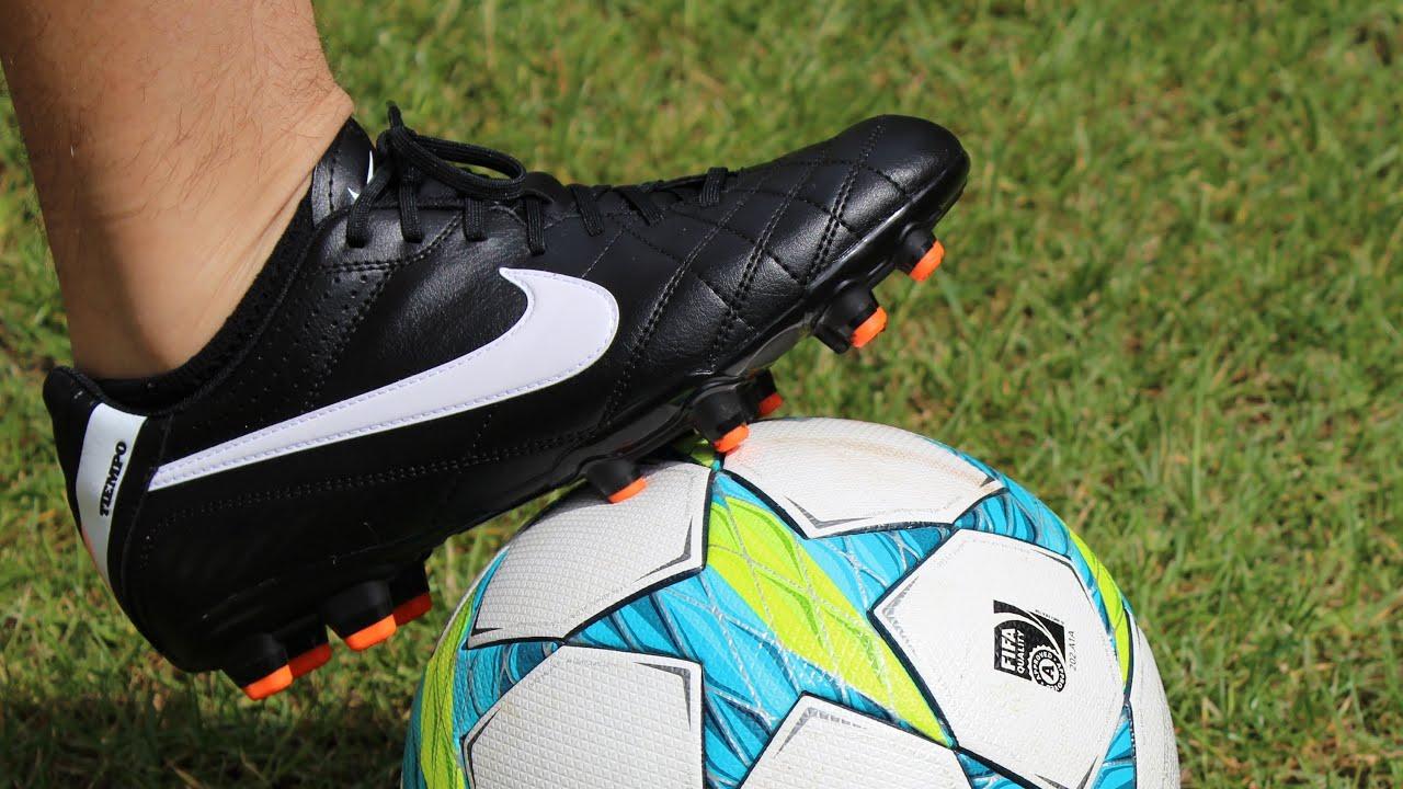 Nike Tiempo Natural IV FG | Schuhe für unter 40 Euro | Unboxing