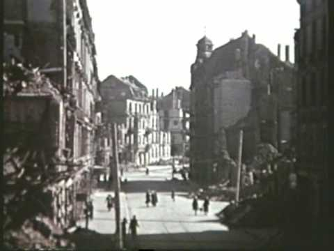 FRANKFURT 1945.GERMANY , WW2