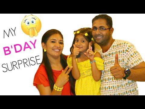 Best Birthday Party Surprise Everrrr .... | MyMissAnand