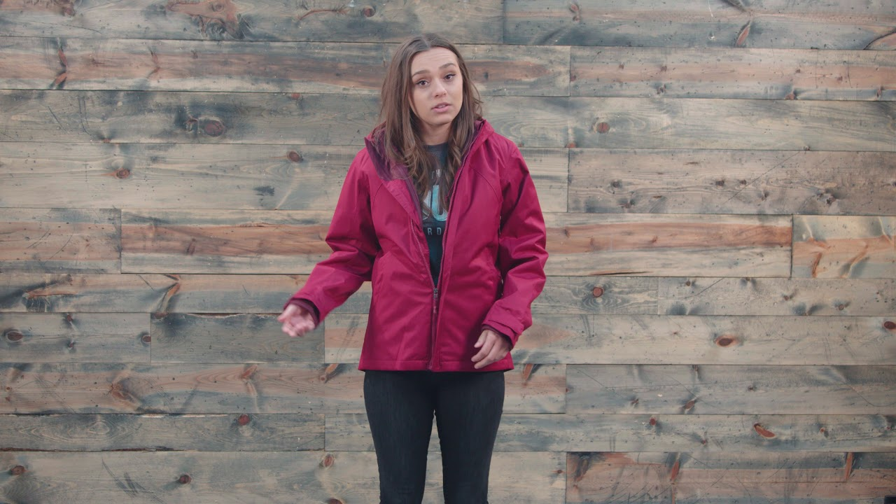 097928b2 2018 Under Armour Cold Gear Infrared Sienna 3-in-1 Snowboard Jacket -  Review - TheHouse.com